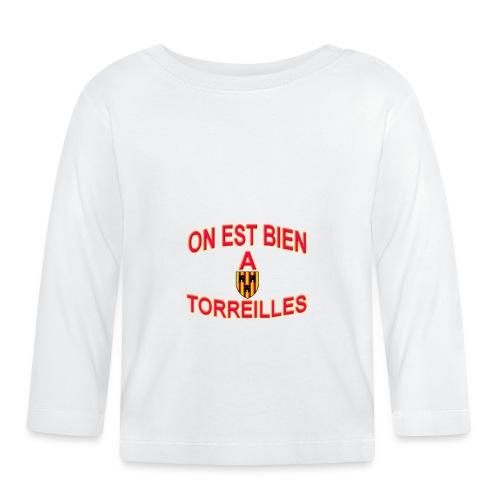 CASQUETTE LOGO CATALAN - T-shirt manches longues Bébé
