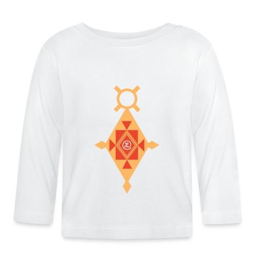 Etoile Croix du Sud Berbère - T-shirt manches longues Bébé