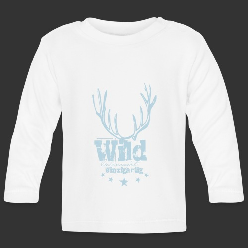 Wilde Kids - Baby Langarmshirt