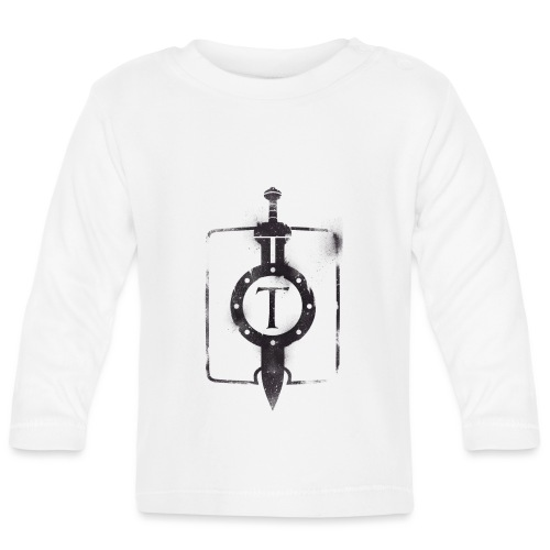 travian_legends_shield_b - Baby Long Sleeve T-Shirt