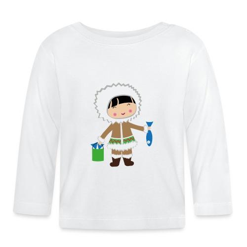 Happy Meitlis - Alaska - Baby Langarmshirt