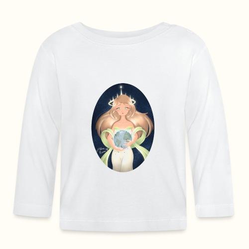 Madre Terra - Maglietta a manica lunga per bambini