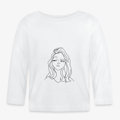 Grincheuse - T-shirt manches longues Bébé