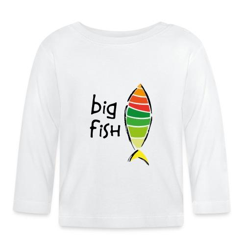 Big Fish - Camiseta manga larga bebé