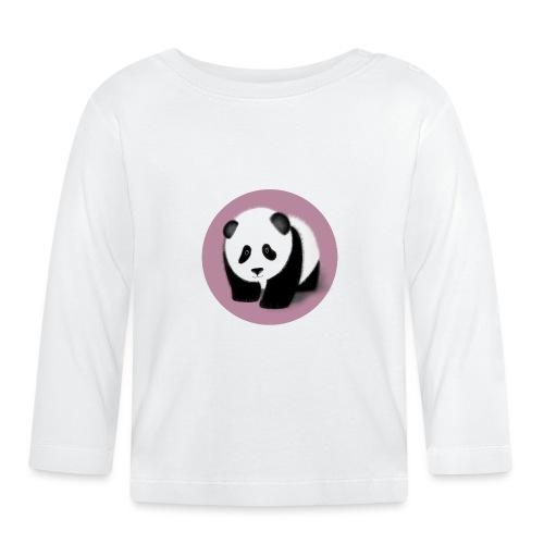 Little Panda Norina - Baby Langarmshirt
