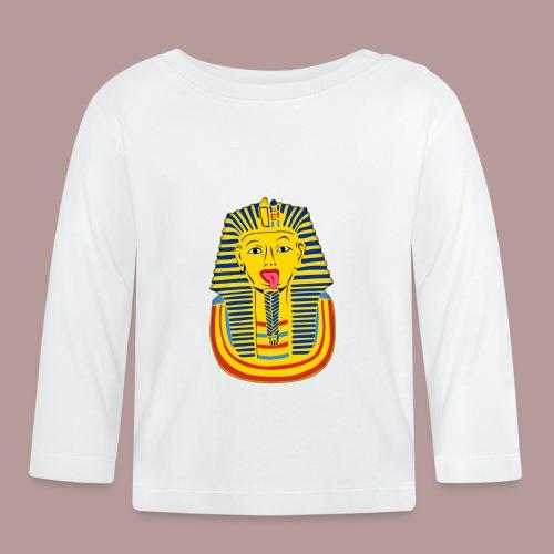 Pharaon a la langue bien pendue - T-shirt manches longues Bébé