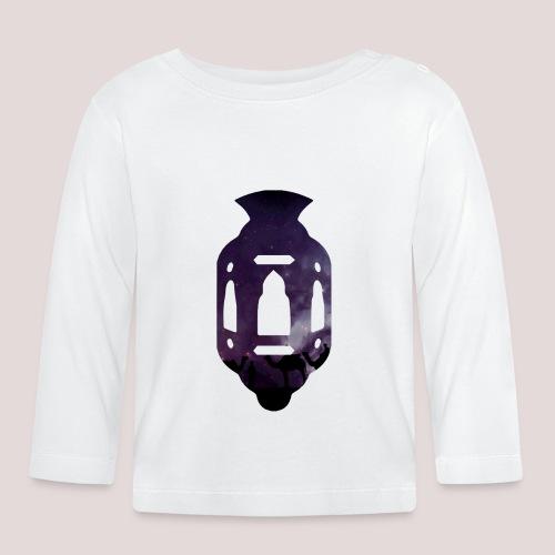 La Lanterne mauve - T-shirt manches longues Bébé