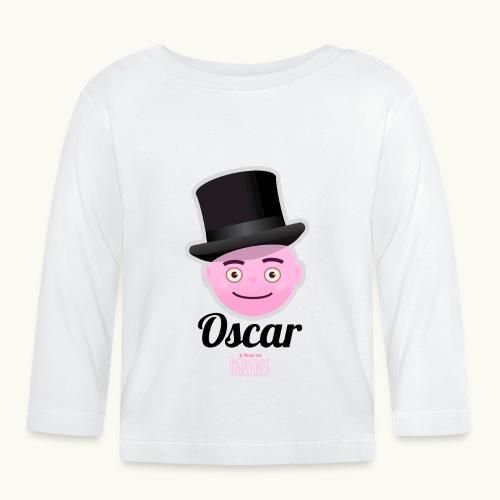 Oscar (Le monde des Pawns) - T-shirt manches longues Bébé