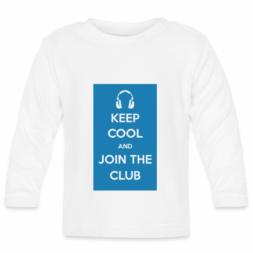 Join the club - Baby Long Sleeve T-Shirt