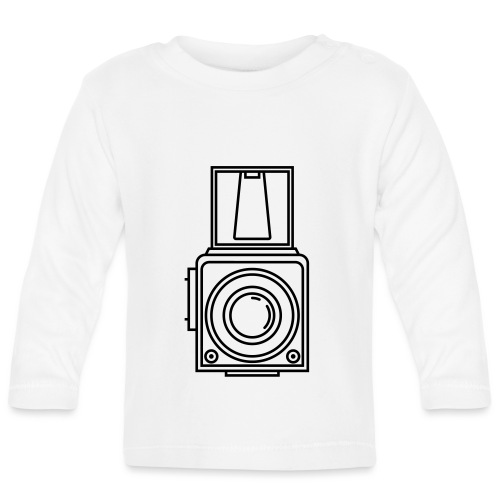 hasselblad 1600 - Baby Long Sleeve T-Shirt