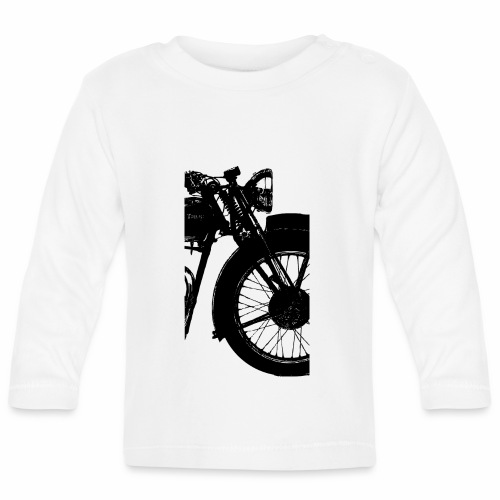 speed twin - Baby Long Sleeve T-Shirt