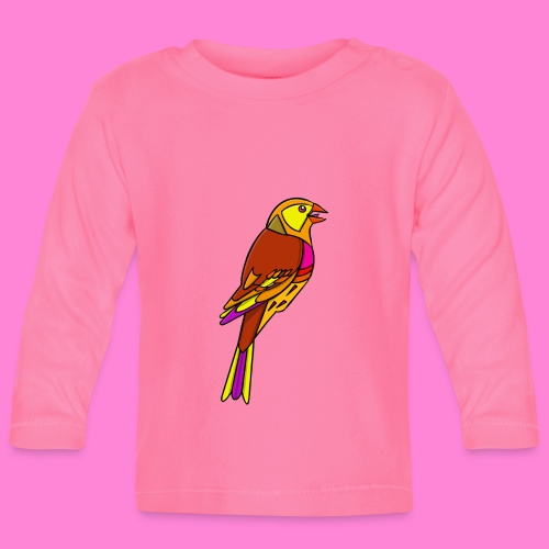 Geelgors illustratie - T-shirt