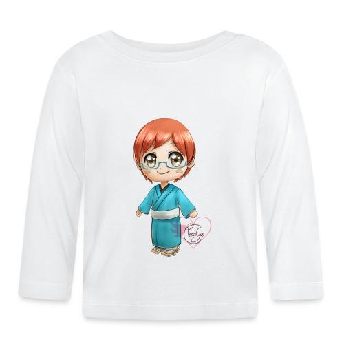 Morgan crossing - T-shirt manches longues Bébé