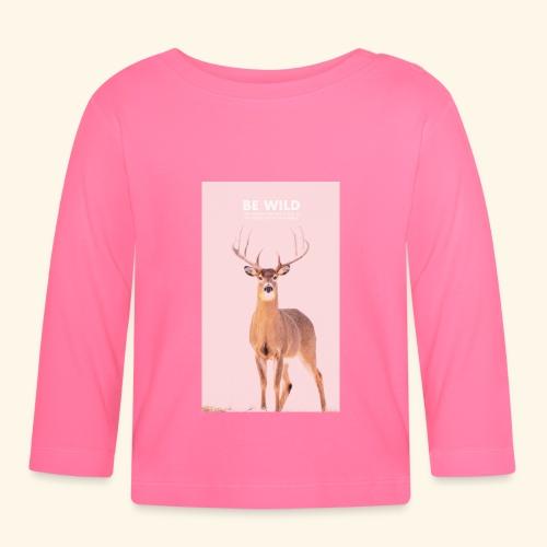Be Wild - T-shirt manches longues Bébé