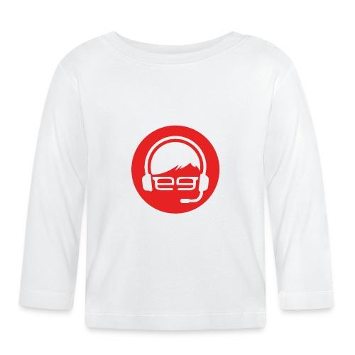 00367 Ethan Gamer - Camiseta manga larga bebé