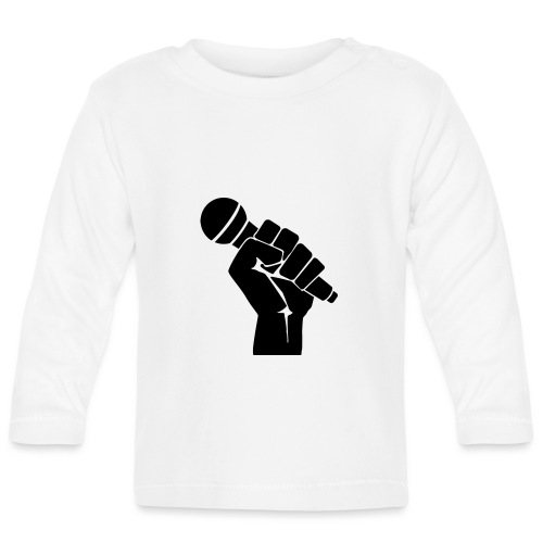 RAP, RAPERO - Camiseta manga larga bebé