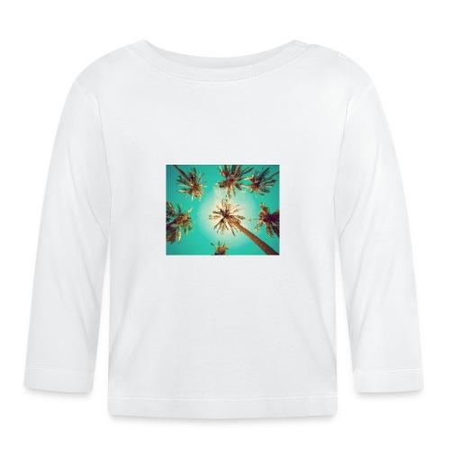 palm pinterest jpg - Baby Long Sleeve T-Shirt