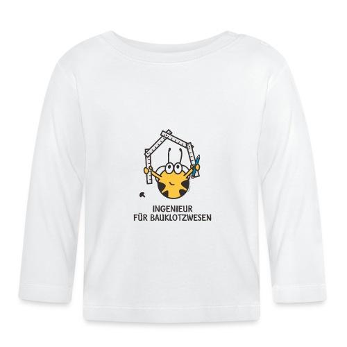 INGENIEUR FÜR BAUKLOTZWESEN - Baby Langarmshirt