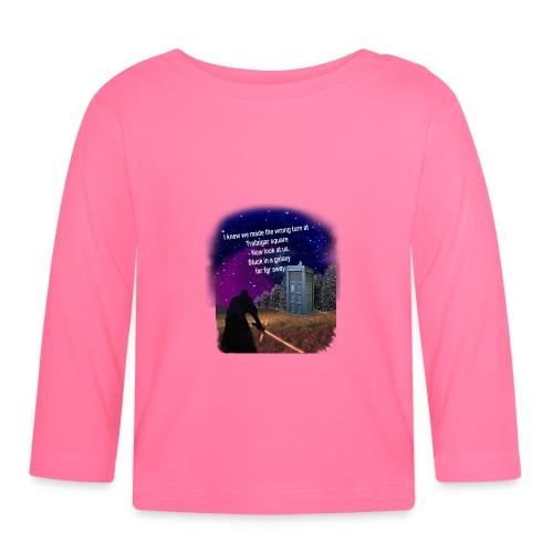 Bad Parking - Baby Long Sleeve T-Shirt