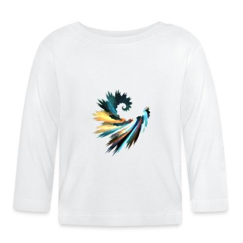 Fractal - T-shirt manches longues Bébé