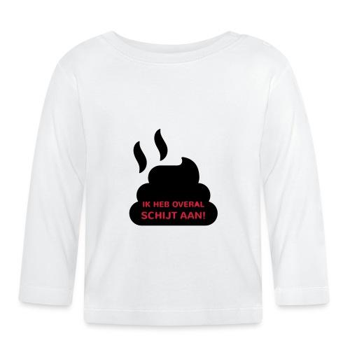 Grappige Rompertjes: Ik heb overal schijt aan - T-shirt