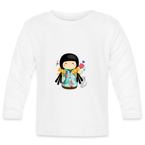 1 - T-shirt manches longues Bébé