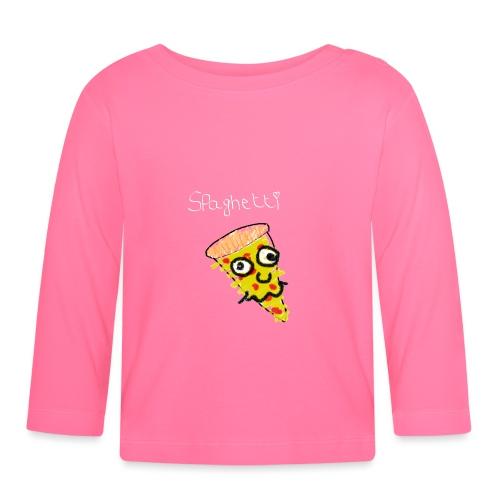 spaghetti (witte tekst) - T-shirt