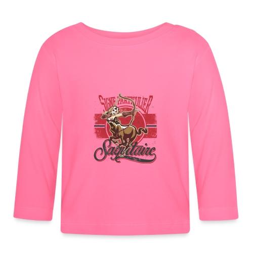 SAGITTAIRE - T-shirt manches longues Bébé