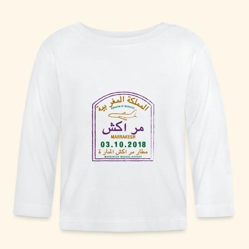 marrakeche - T-shirt manches longues Bébé