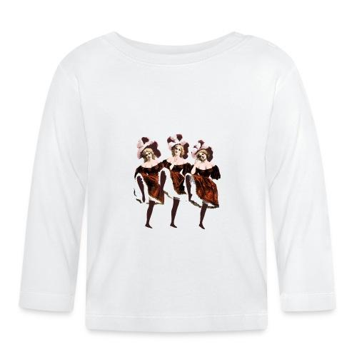 Vintage Dancers - Baby Long Sleeve T-Shirt