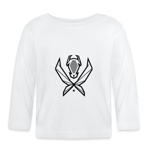 Logo MizAl 2K18 - Koszulka niemowlęca z długim rękawem