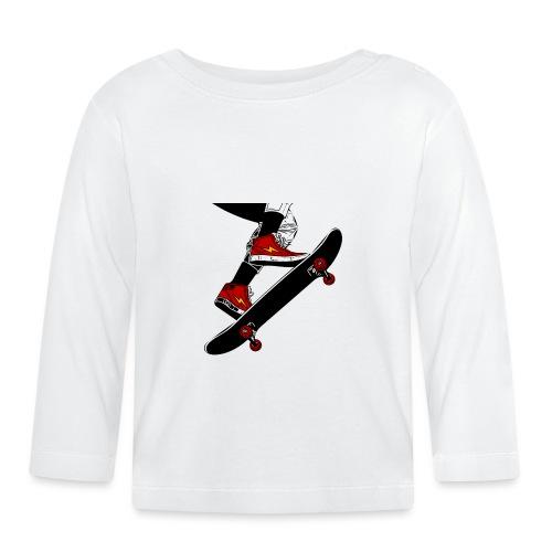 Skating - Maglietta a manica lunga per bambini