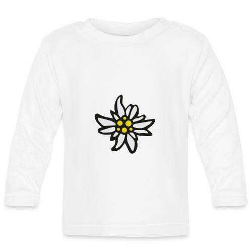 Edelweiss - Baby Langarmshirt