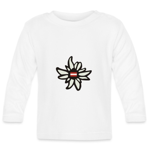 Edelweiss Austria - Baby Langarmshirt