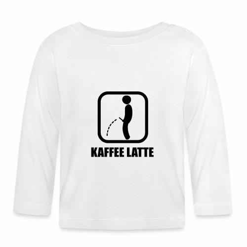 Kaffe Latte - Baby Langarmshirt