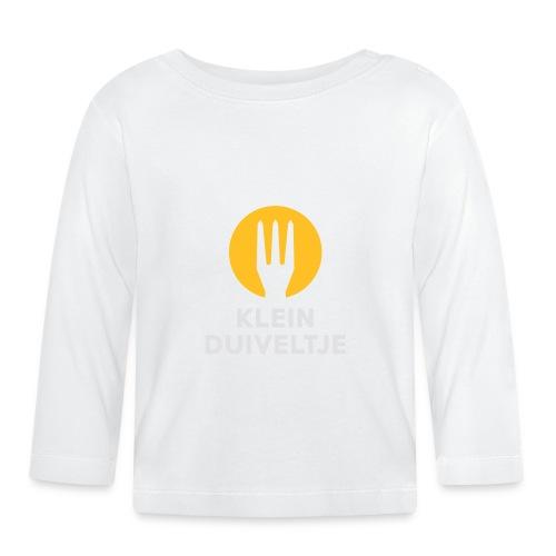 klein duiveltje - trident - T-shirt manches longues Bébé