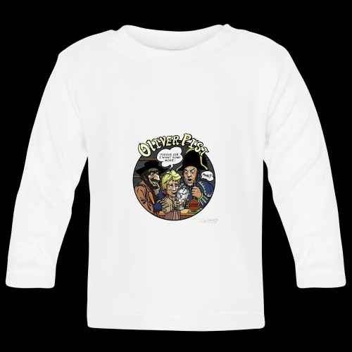 Oliver Pist - Baby Long Sleeve T-Shirt