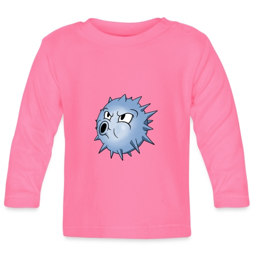 BLOWFISH! - Langærmet babyshirt