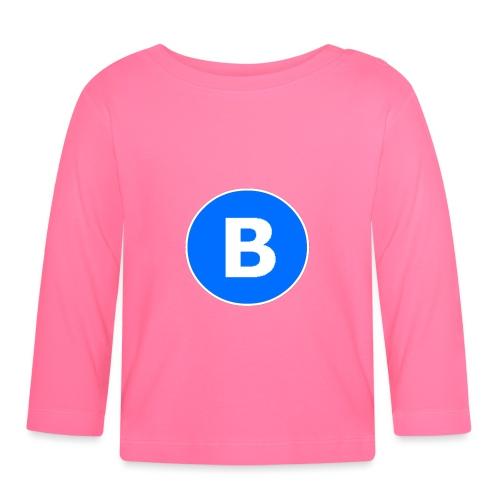 BluePrison - Langærmet babyshirt