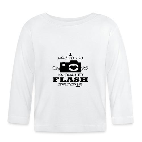Photographer - Baby Long Sleeve T-Shirt