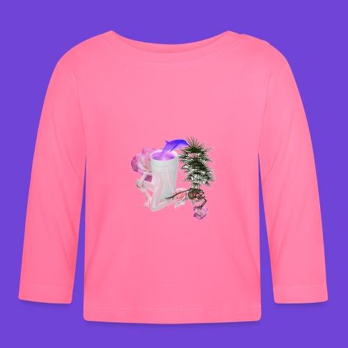 Purple Drank - Maglietta a manica lunga per bambini