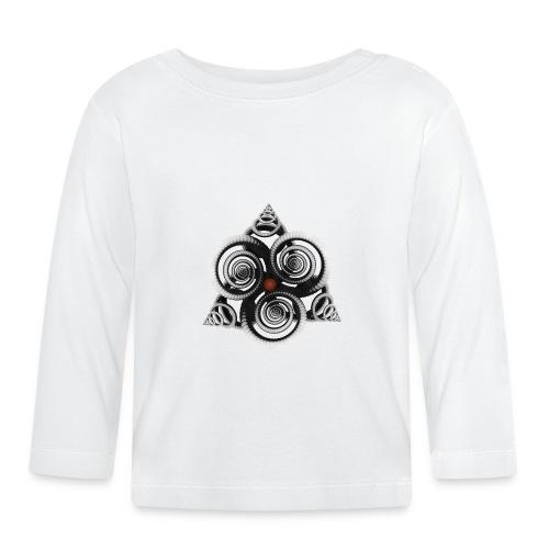 visuelalternatif - T-shirt manches longues Bébé