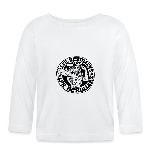 MV Nuijamuija - Vauvan pitkähihainen paita