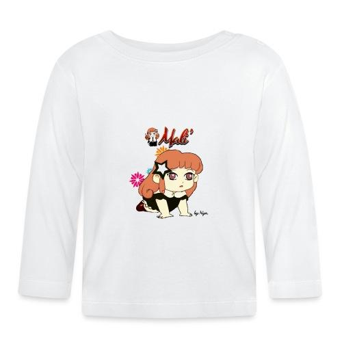 MALI'-BAMBOLINA PORTAFORTUNA - Maglietta a manica lunga per bambini