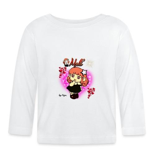 MALI'- BAMBOLINA PORTAFORTUNA - Maglietta a manica lunga per bambini