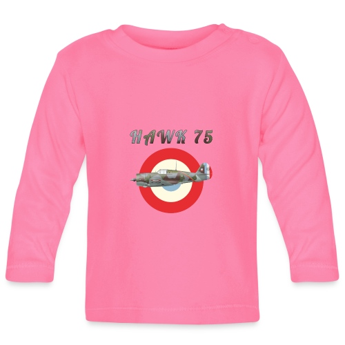 Hawk 75 - Baby Long Sleeve T-Shirt