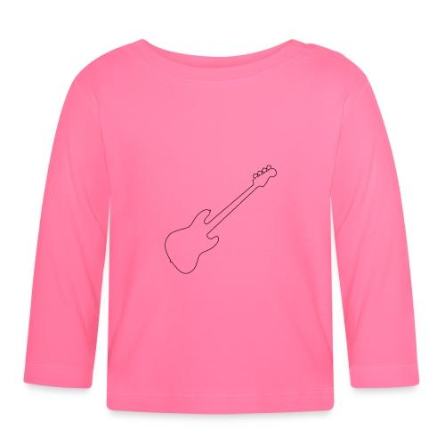 J Bass Line - Baby Long Sleeve T-Shirt