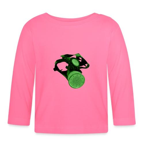 gas shield - Baby Long Sleeve T-Shirt