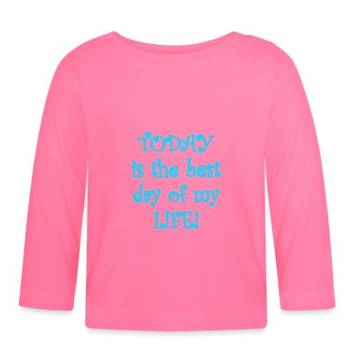 Carpe Diem 21.2 - Baby Langarmshirt