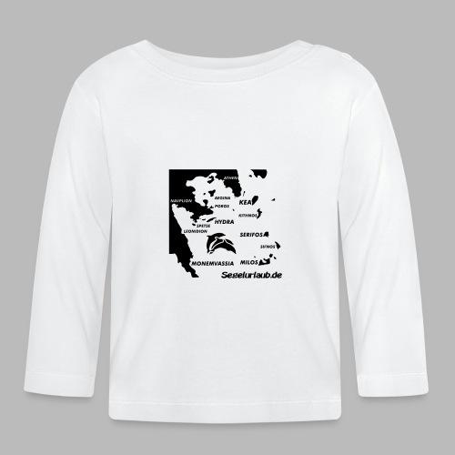 pelepones_kykladen - Baby Langarmshirt